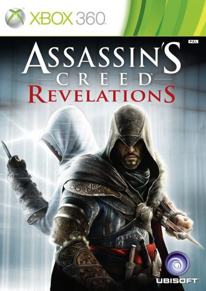360: ASSASSINS CREED REVELATIONS (COMPLETE)